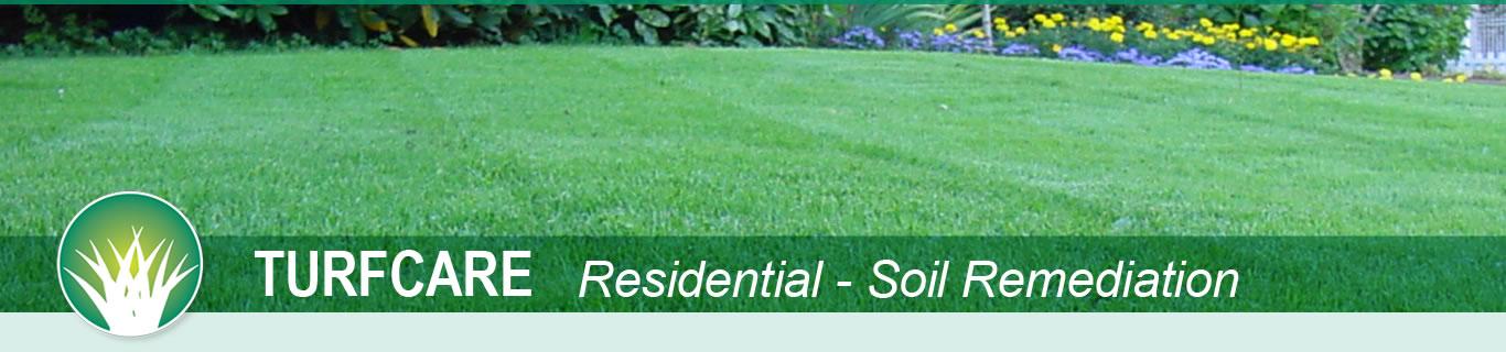 Peerless Turfcare, Soil Remediation