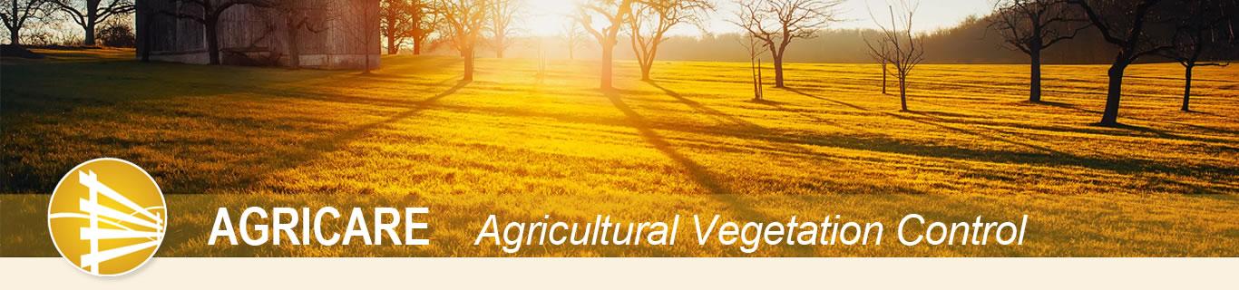 agricare agricultural vegetation control