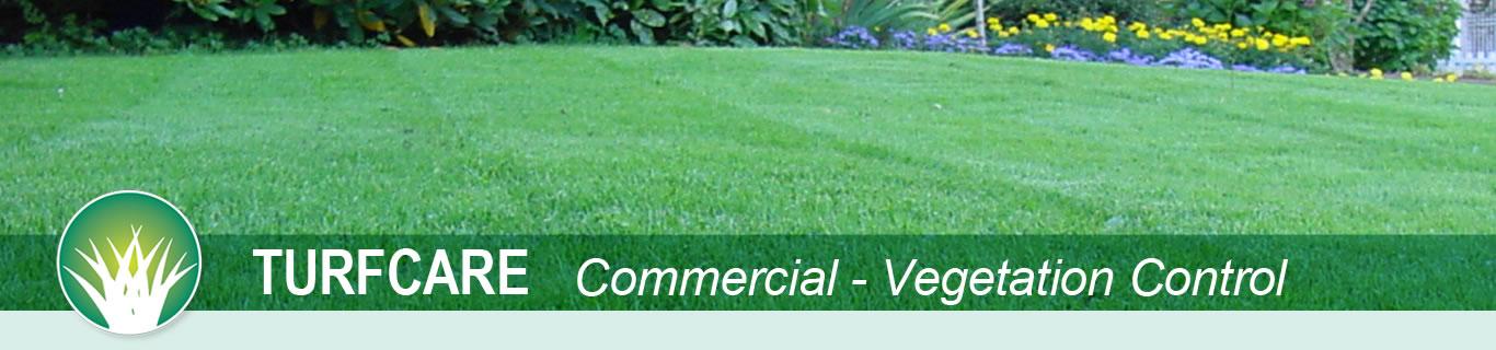 turfcare commercial vegetation control