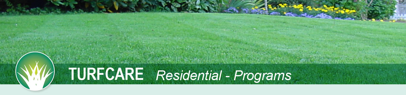 turfcare residential programs